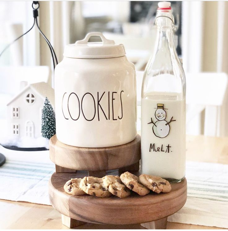 Rae Dunn Cookies jar | Raedunn glassware | Raedunn glass bottle
