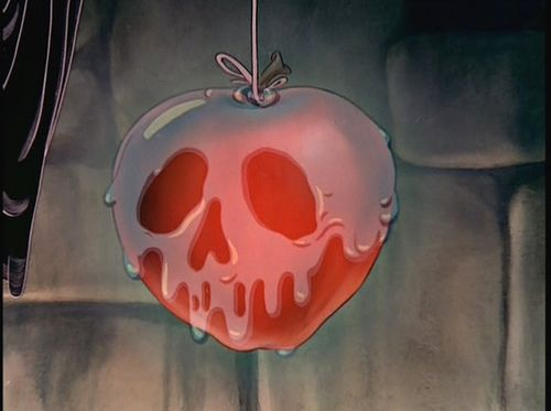 poisoned apple from snow white - Google Search | Witches ...