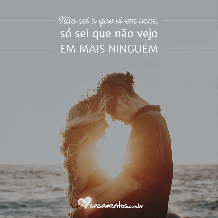 Frases bonitas para compartilhar com o amor da sua vida #casamentoscombr #casamentos #casamentosbrasil #noivas #frasesdeamor #lovequotes #amor #frasesromanticas #wedding #brides