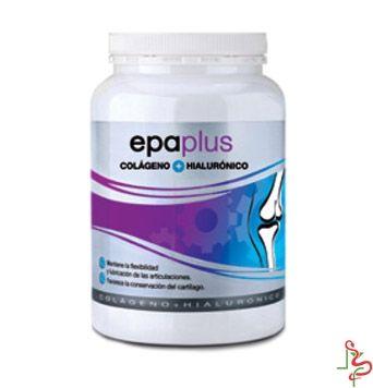 16,95€ PVP - Cuida tus articulaciones con #Colágeno y #ÁcidoHialurónico de #Epaplus http://www.farmaciarabel.com/articulaciones-y-huesos-promociones/epaplus-colageno-hialuronico-420g