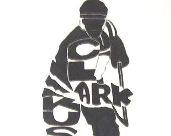 This is a one of a kind gift for anyone interested in fencing. You can customize your hand drawn silhouette by changing the name. The silhouette is drawn in black and gray prisma pen. It is also available in three different sizes! I email a preview of your order the day before I mail it; you can double-check the name and add any other changes. It usually takes 3-5 business days to complete your order. This can be situation dependent, so if you need your silhouette by a certain day please…