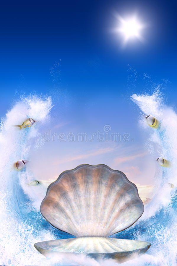 Goddess of Love Shell Set