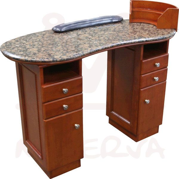 41 best manicure table images on pinterest nail salons for Long manicure table