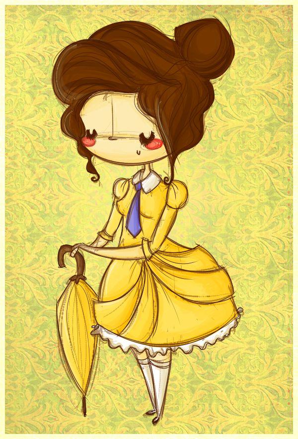 #Disney #Princesas #fanart #ilustraciones #imagenes #dibujos #agusmp #QueLeerQueQuieroLeer