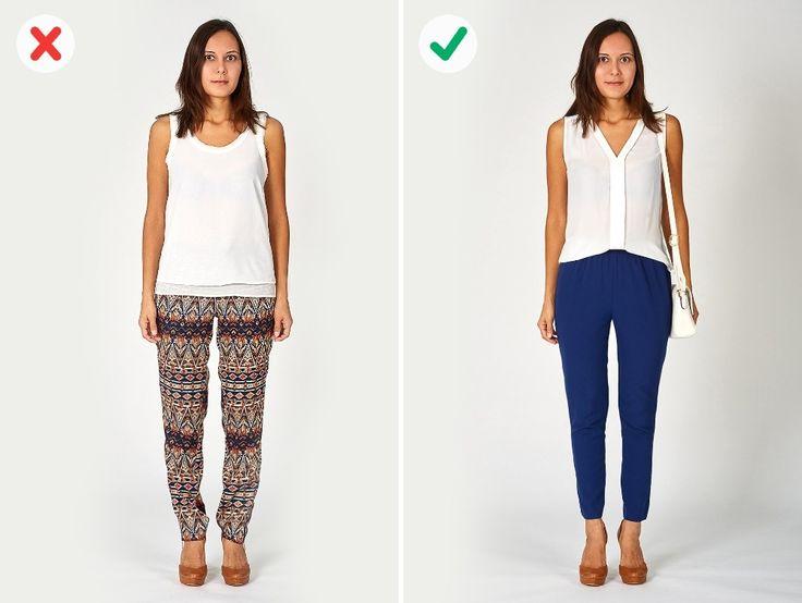 Hét hibákat teszünk, amikor kiválasztják ruhát, hogy megállítson minket keres a legjobb
