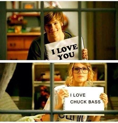 I love Chuck Bass lol