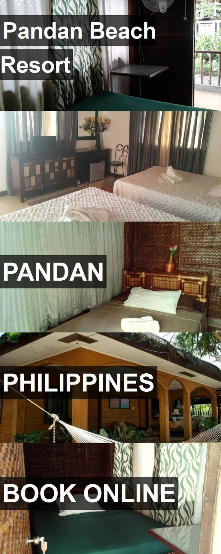 Hotel Pandan Beach Resort in Pandan, Philippines. For more information, photos, reviews and best prices please follow the link. #Philippines #Pandan #travel #vacation #hotel