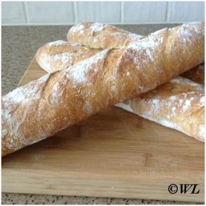 Stokbrood van Levine