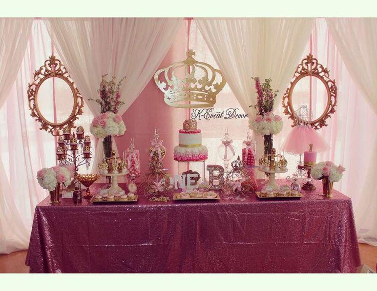 232 best Stars Royal Theme Baby Girl Shower images on Pinterest