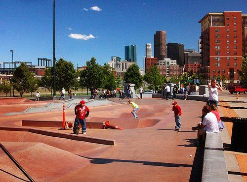 city skateparks - Google Search