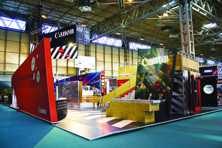 Canon at The Photography Show, NEC March 2015