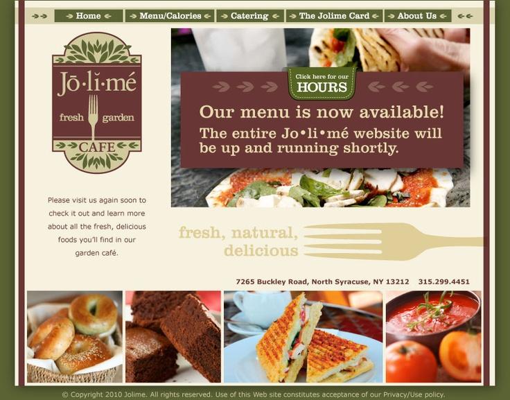 Jolime Fresh Garden Café - Liverpool, NY: Clean Eating, Cny Snack, Bar Ideas, Jolime Fresh, Final Cny