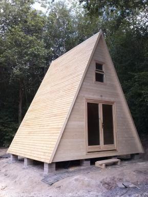 Photo supplémentaire Tipi en bois 20 m²