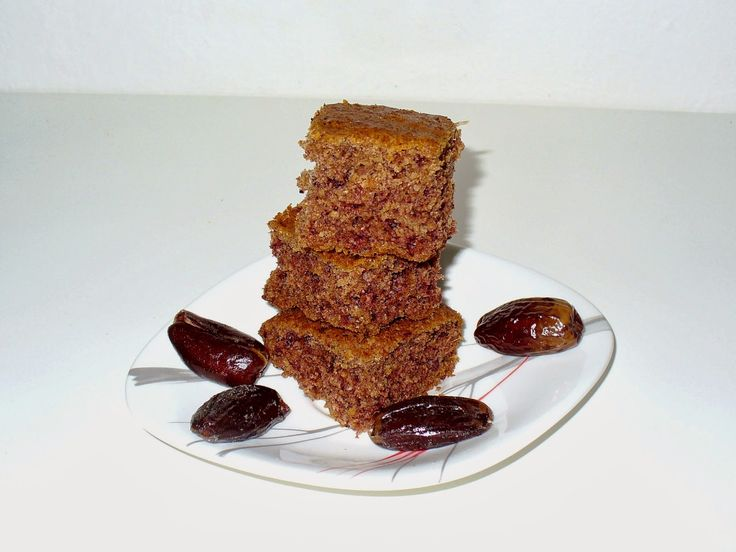 Môj sladký život v Koláčikove: Datľový koláčik bez cukru