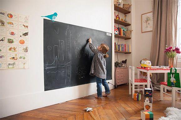 great kid's room via the socialite family