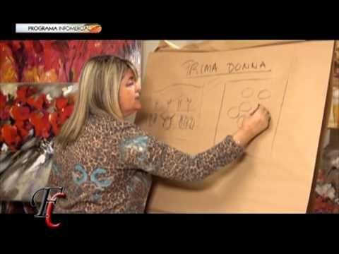 Fusión Crear 07-10-2016 GABRIELA MENSAQUE - YouTube