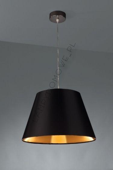 lampa wisząca BABBAGE czarna PROMOCJA T2 OD RĘKI - Lampy wiszące - LampyDomowe.pl