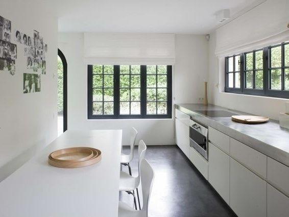 Kleine smalle keuken google zoeken kitchen ideas pinterest tips - Smalle keuken ...