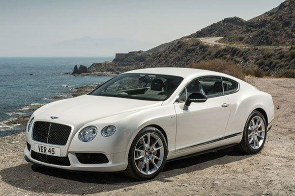 O novo super carro de luxo da Bentley