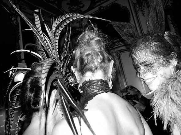 17 Best Images About Hair Masquerade Ball Ideas On