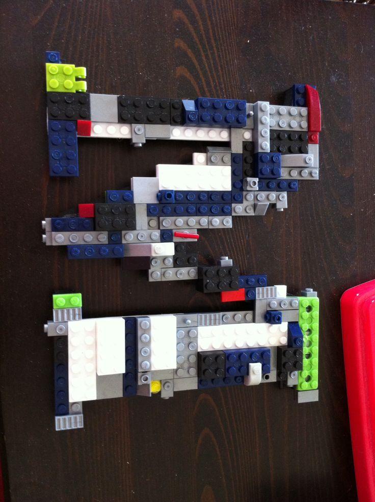Lego name for matt