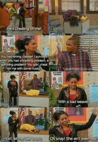 That's so Raven!!!:)