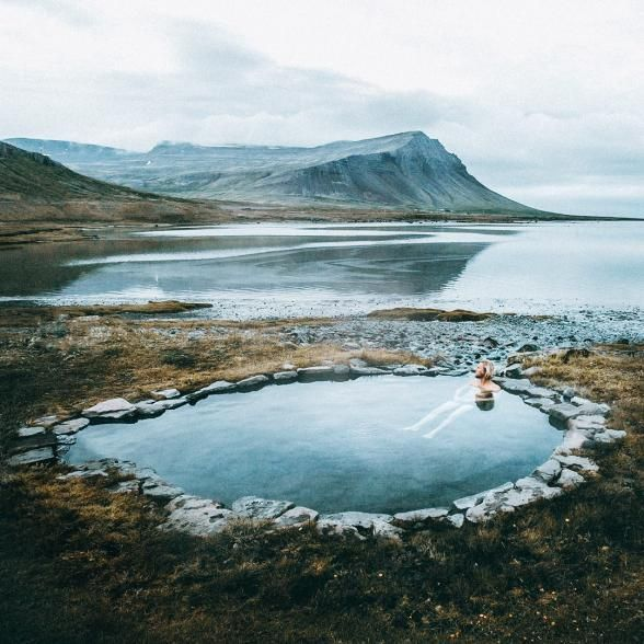 The Ultimate Guide to 28 Must-See Places in Iceland | Visit: Hot Springs | Photo: Joe Leeper