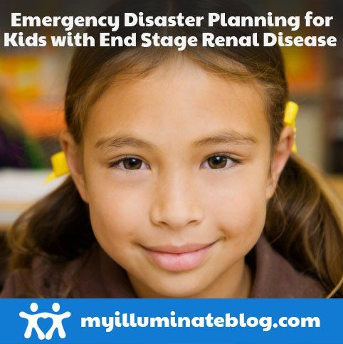 In Florida, hurricane season is always a concern for our dialysis patients at Arnold Palmer Hospital, as they may not have access to the treatment they need to survive due to power outages, or road blocks. Learn how to implement an emergency plan for your child with End Stage Renal Disease from the team at the Hewell Kids' Kidney Center, here.