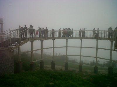 Visit to Nandi Hills, Karnataka