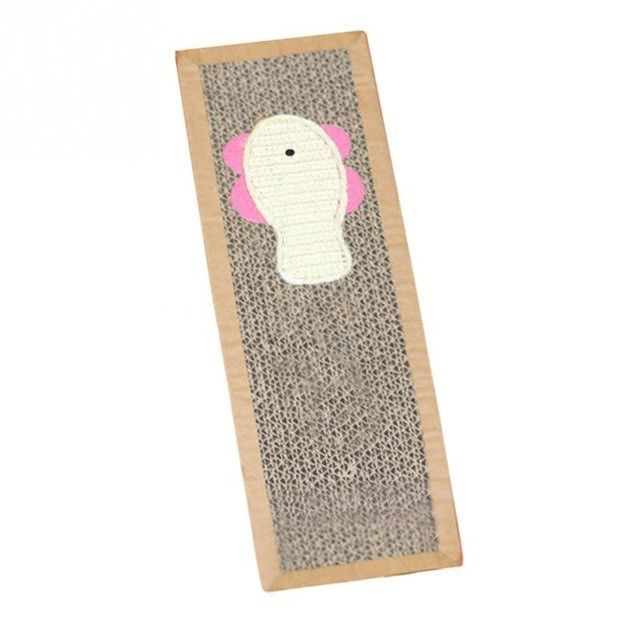Durable Cats Scratch Board Cats Toy Sisal Hemp Cats Scratching Post For Pet Products Supplies