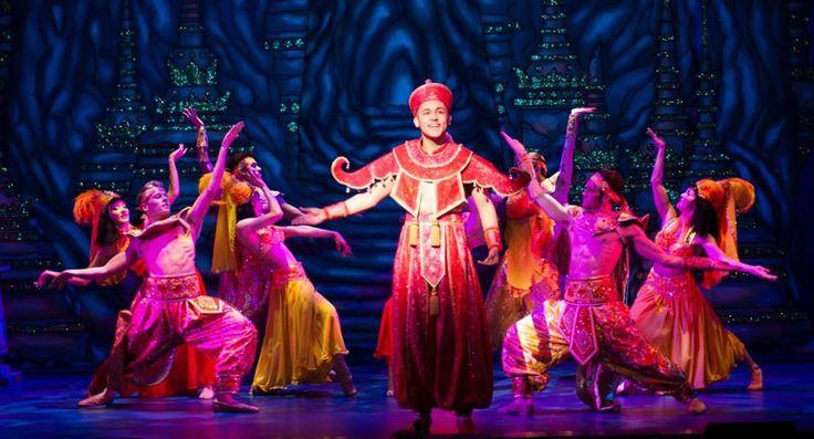 Aladdin musical tickets London