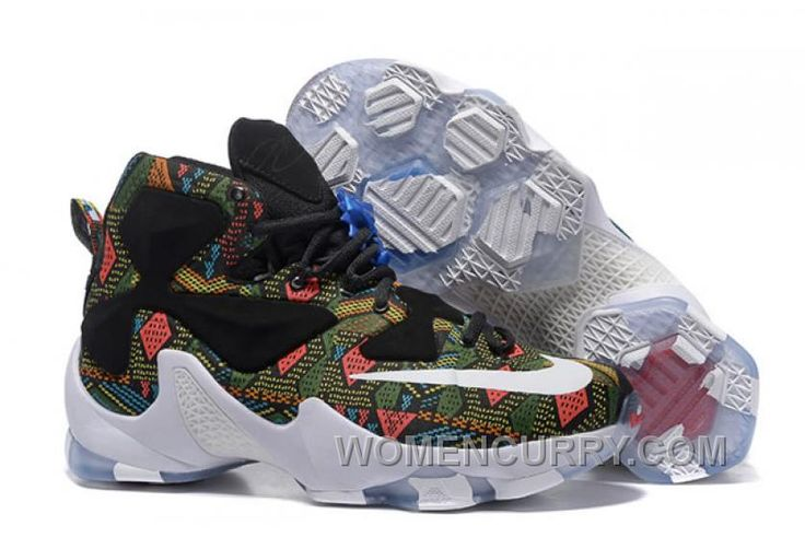 """https://www.womencurry.com/lastest-lebron-13-bhm-lebron-james-2016-shoes.html LASTEST LEBRON 13 """"BHM"""" LEBRON JAMES 2016 SHOES Only $126.00 , Free Shipping!"""