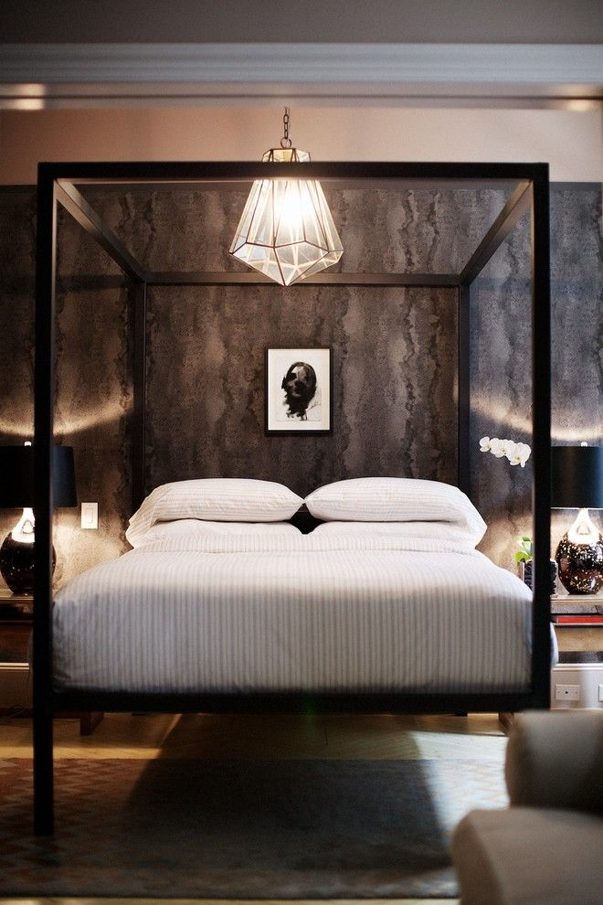 50 classic glam bedroom designs that are utterly gorgeous - Bedroom Bed Ideas