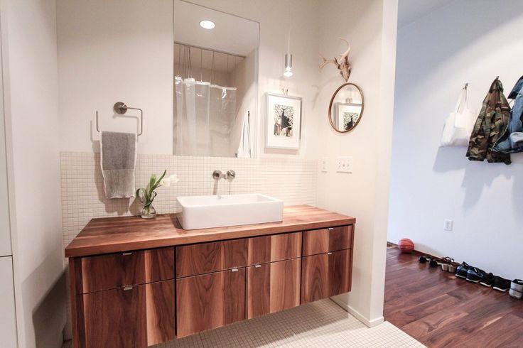 242 besten minimal interiors bilder auf pinterest for Minimalismus haus tour
