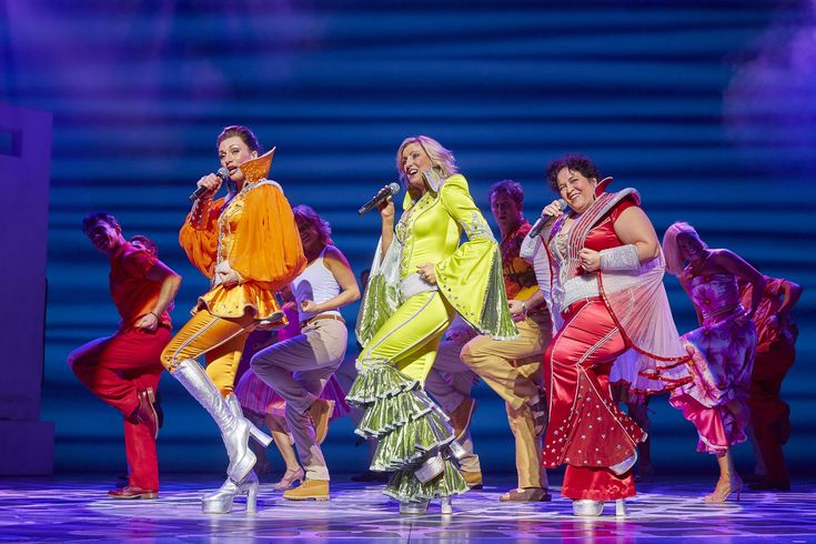 Mamma Mia the smash hit musical - review