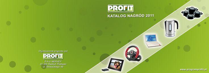 Program Profit - katalog produktowy
