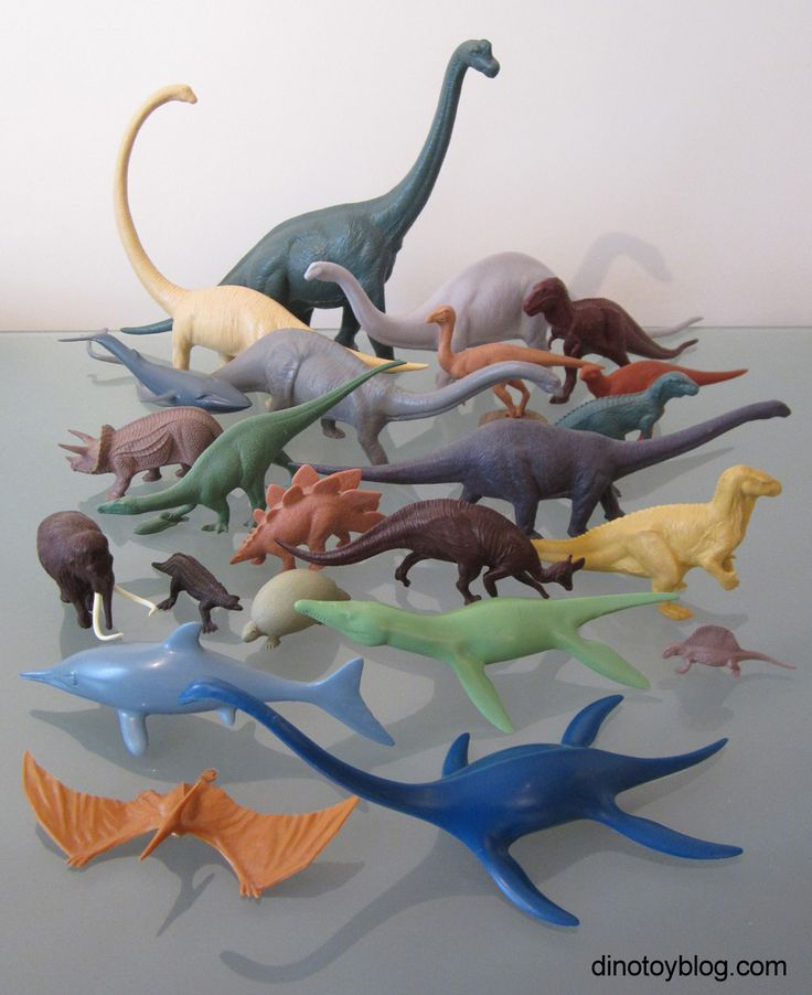 Natural History Museum Dinosaur Collection Toys