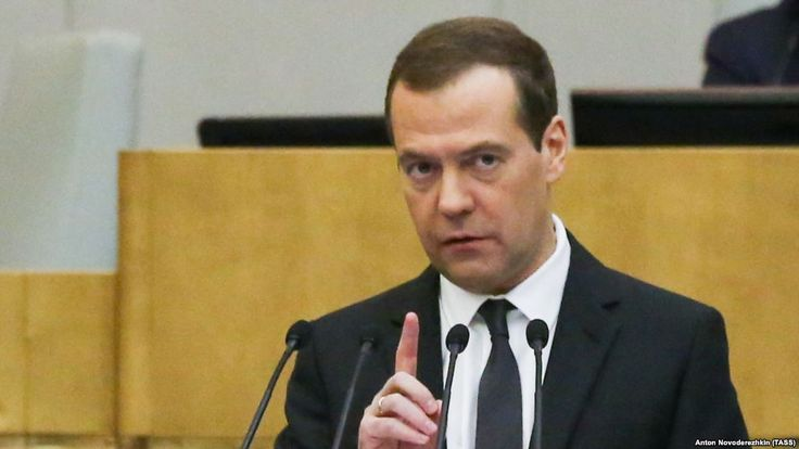 #world #news  In Annual Report, Medvedev Says Russian Economy Avoided…  #StopRussianAggression @realDonaldTrump @POTUS @thebloggerspost