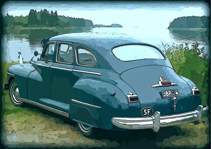 1948 dodge d24c fat fender peaches pinterest dodge for 1948 dodge 2 door sedan