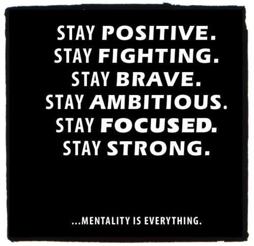 positivity+quotes | Trying To Stay Positive QuotesBest Quotes About Life
