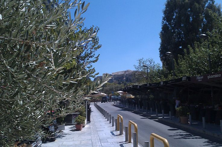 Travel to Athens   Greece - Thisio