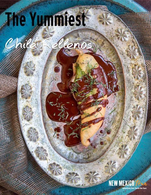 Chef Joseph CHILE RELLENOS