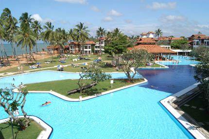 Dolphin Beach Resort Sri Lanka   Club Hotel Dolphin - Sri Lanka