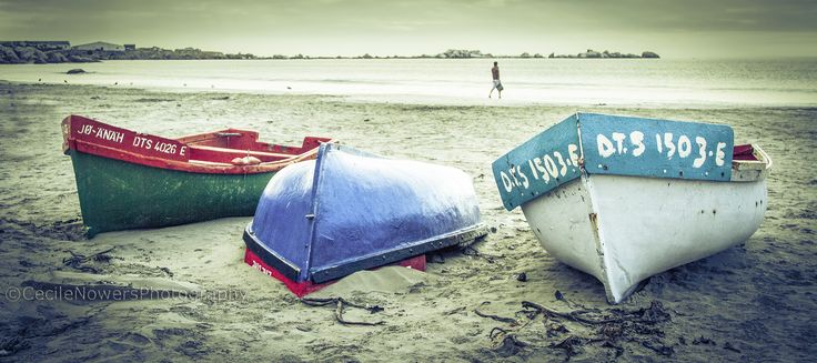 Paternoster Fishing Boats West Coast, South Africa