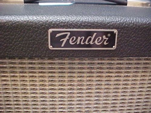 fender blues junior 180w pr295 blues jr tube amplifier guitar amp guitars pinterest. Black Bedroom Furniture Sets. Home Design Ideas