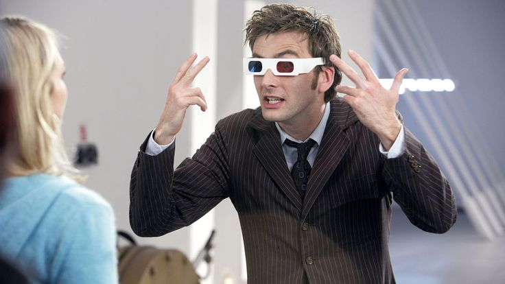"""Tune in for the premiere of """"The Doctors Revisited – The Tenth Doctor"""" Sunday, October 27 at 8/7c - Tenth Doctors Best quotes"""