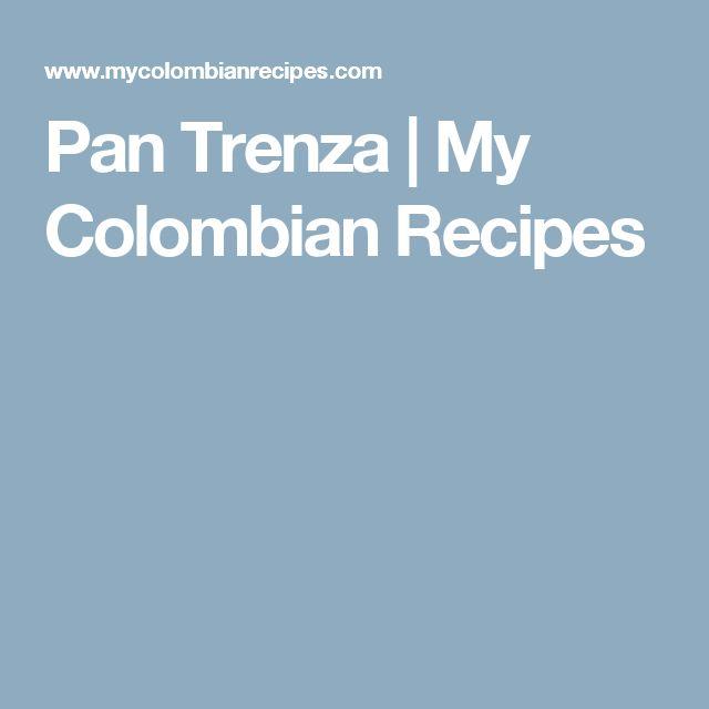 Pan Trenza | My Colombian Recipes