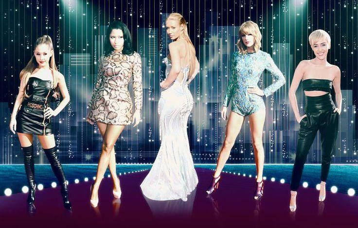 MTV Video Music Awards (2014) VMA смотреть онлайн