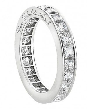A Diamond Studded Ring Is Timeless Choice For Your Wedding Band