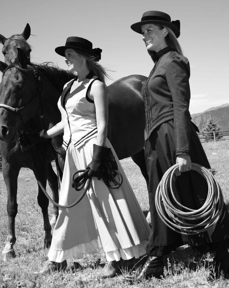 Western Riding Apparel